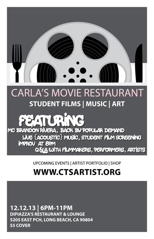 Carla's Movie Night